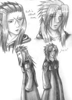 Start Over-Xemnas and Saix by ryuchan