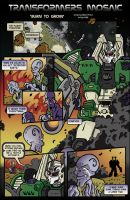 Burn to Grow by Transformers-Mosaic