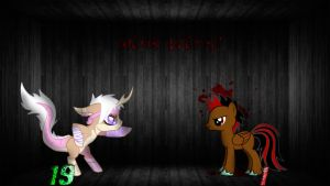 Pony Kombat New Blood 6 Round 2, Battle 6 Result by Macgrubor