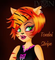 Toralei Stripe by TheDocRoach
