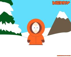 Kenny McCormick by sheefo