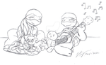 TMNT:Calming Music WIP by kiananuva12