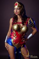 Ame Comi Wonder Woman by Ivy95