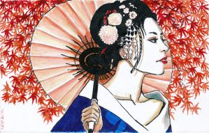 Geisha by starshield