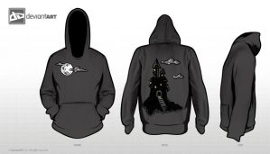 Once upon a time ... - 8-Bit Hoodie Design by EiljaGorgor