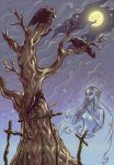 Three Black Crows by HeavyMouse