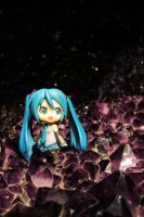 Nendoroid Miku - Crystal by chroneco