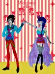 Welcome to the Circus by MiMa93