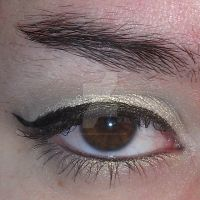Light Gold Shimmer by J-SFX-Makeup