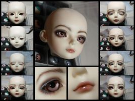 Luts Summer Event Head 2010 - Face-Up by Kaalii
