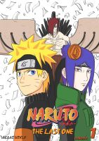 Naruto: The Last One Cover by MegaDarkly