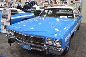 1973 N.Y.P.D. Highway Patrol Plymouth Fury I (II) by Brooklyn47