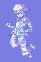 Ghost Boy by LadyKuki