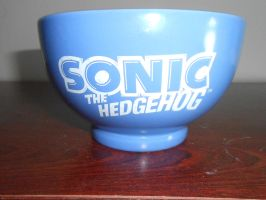 Classic Sonic Winking Face Bowl (Picture 2) by BoomSonic514