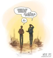 Wilde Life - Supernatural Confessions by Lepas