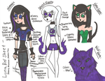 Parody!Sue Danny Phantom OC by PrennCooder