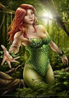 Poison Ivy by chuaenghan