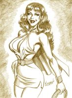 Phantom Lady by LostonWallace