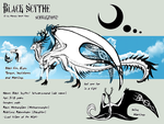 Ref Sheet -Black Scythe- by Shadow-of-Destiny