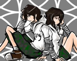 Parallel Boy and Girl by Yattastudio