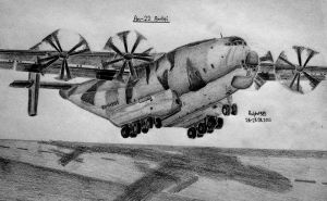An-22 Antei by Ralph1989