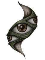 Spiral Eyes by SlayingSteel
