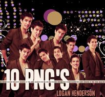 Pack Logan Henderson PNG by BigTimeBoys