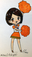 Aika - Fanta Cheerleader by PucchiQ