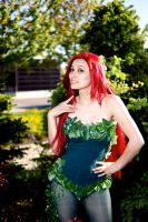 Posion Ivy Anime North 2015 #2 by Lightning--Baron
