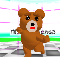 [MMD Newcommer] Ted!!!! (beta) DL by monobuni