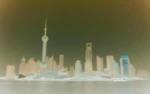 Pudong Inversion by Mikewen