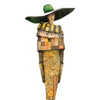 Dressed in Klimt by Brillus