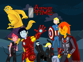 Avenger Time! by dettsu