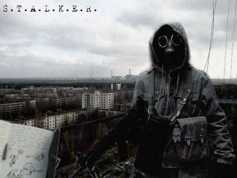 STALKER by Caparzofpc
