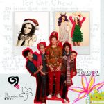 Blend Navideno De Cher,1D,Sel y Demi by MillaaEditions