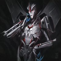 TFP: Starscream by Larbesta