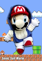 Mario Sonic Preview by xSystem