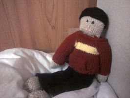 James Potter Knit by Booksmart818