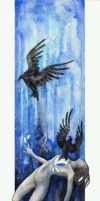 Wings of Icarus by duridya