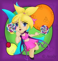 Sweet Fairy by Avaly