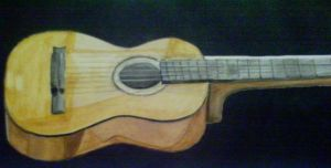 Acoustic Guitar by Mueymue