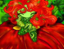 Poison Ivy by FallenCryingDevil