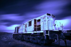 Night Train by Sun-Seeker