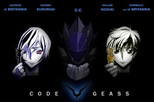The Code Geass by BenjiPrice