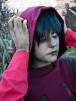 Homestuck- Knight of Blood by Insane-Tea-Party