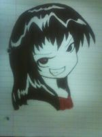 pen drawing :D by PikaPanic25