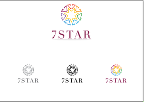 7star logo by Mahayni