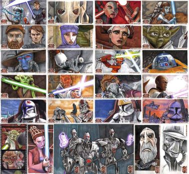 Clone Wars Widevision by GabeFarber