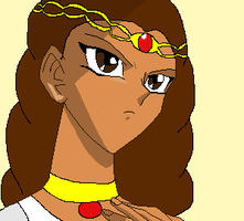 Sariah the Hebrew in Egypt by Mew-Universe