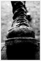 big black boots by ragazm
